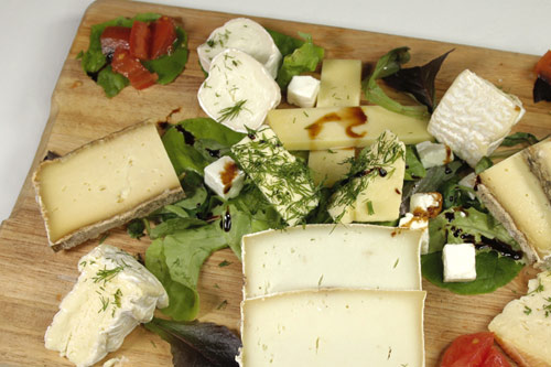 Plat fromage Gourmand